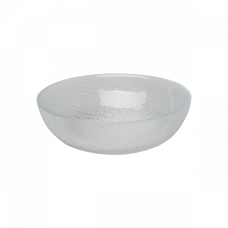 Bowl / Schale U-Coupe 18 cm - Elements Glas