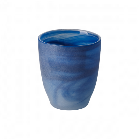 Wasserglas blau 300 ml - Elements Glas